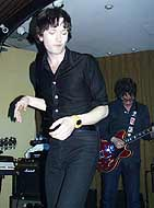 Pulp at Hilton Park Lane Hotel, 25 March 1998