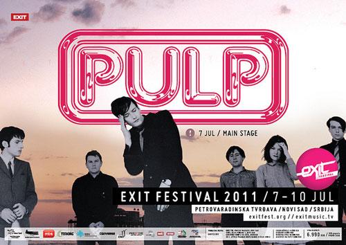 Exit Festival Advert