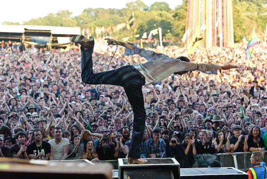 Pulp at Glastonbury 2011
