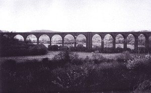 The Conisbrough Viaduct