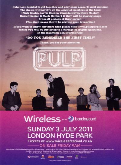 Pulp Wireless Advert